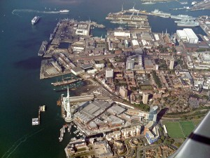 Portsmouth Docks